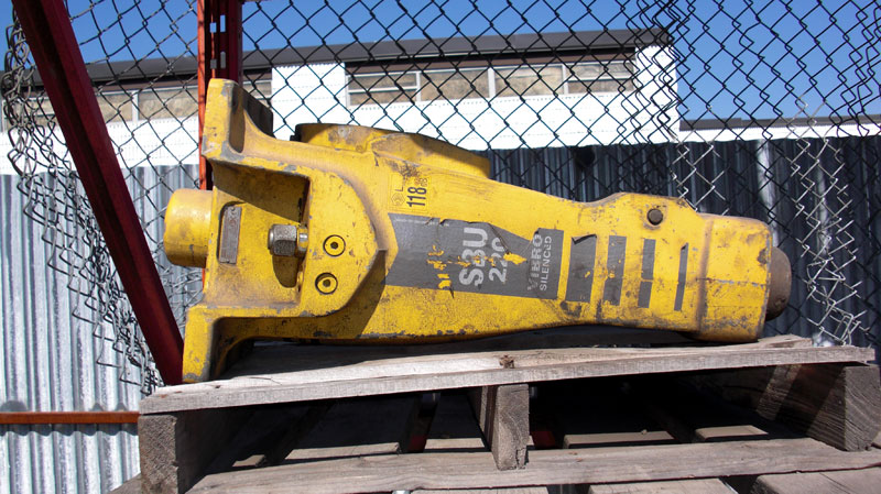 Atlas Copco, Model# SBU202, Ft Lb Class 600, Serial# 0561