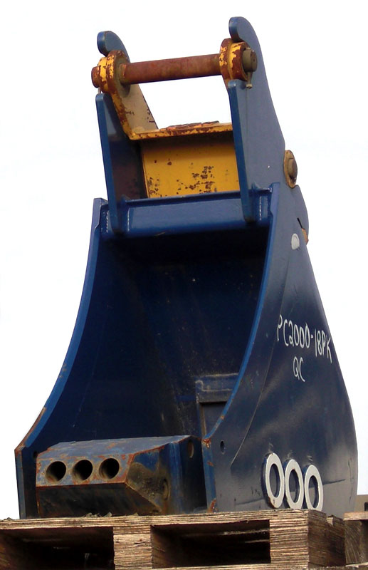 Pic Bucket, Model#PB2000, Ft Lb Class 400, Serial# 18