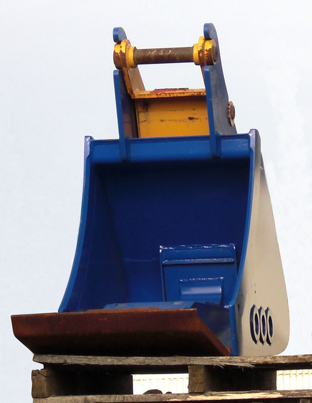 Pic Bucket, Model#PB2000, Ft Lb Class 400, Serial# 19