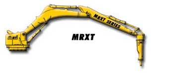 BTI MRXT Rockbreaker