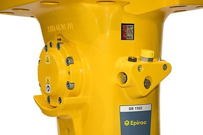Epiroc Hydraulic Breakers - Creighton Rock Drill Ltd