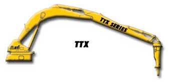 BTI TTX Rockbreaker