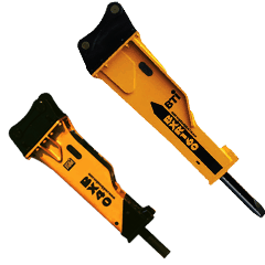 BTi Hydraulic Breakers