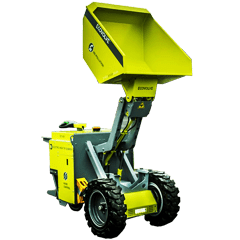Electric Dump cart