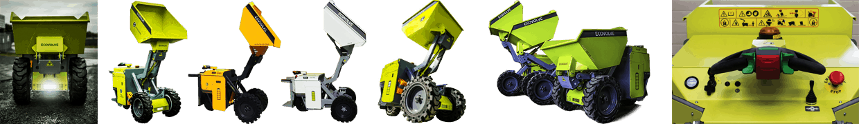 Electric Dumpcarts Banner