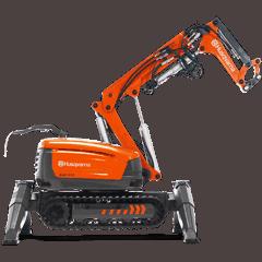 Husqvarna Demolition Robots