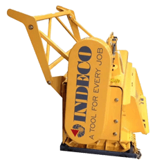 Indeco Mulcher Heads