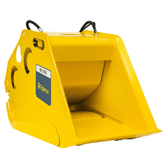 Epiroc Crusher Bucket