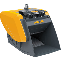 Hartl Crusher Bucket