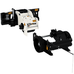 Simex Rumble Strip Grinder