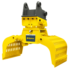 Epiroc Multi-Grapple