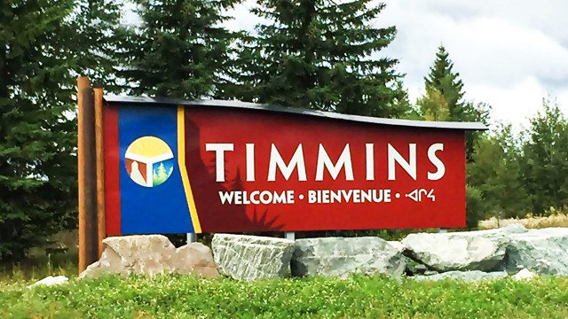 New Store at Timmins