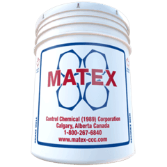 Matex White Bucket