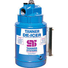 Tanner Systems De-Icing t83