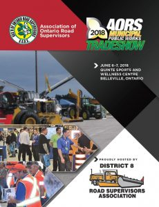 AORS Municipal Public Works Trade Show @ Quinte Sports and Wellness Centre | Belleville | Ontario | Canada