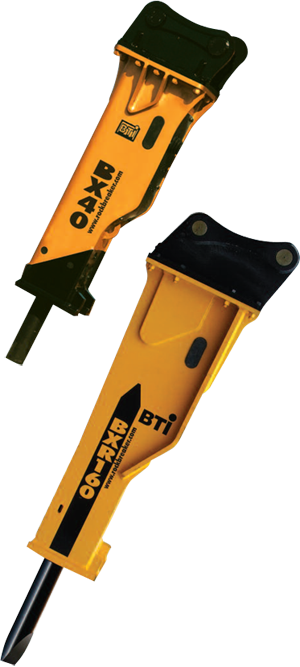 BTi BX & BXR Series Breakers