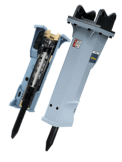 Epiroc EC Hydraulic Breakers - Creighton Rock Drill Ltd