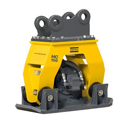 Atlas Copco HC150 Hydraulic Compactors