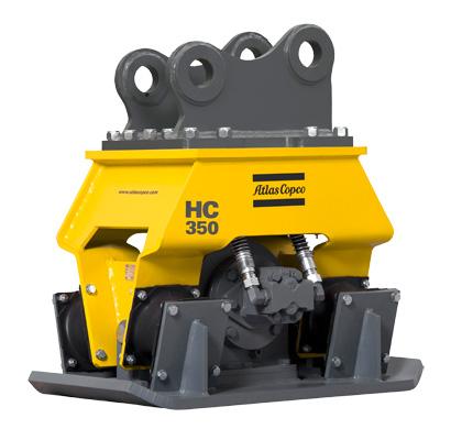 Atlas Copco HC 350 Hydraulic Compactors