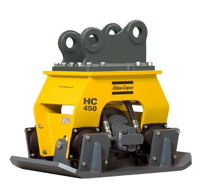 Atlas Copco HC 450 Hydraulic Compactors