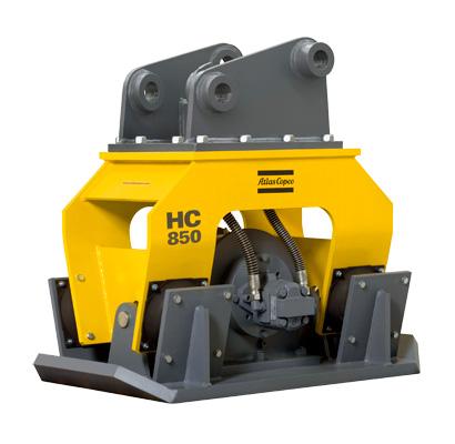 Atlas Copco HC 850 Hydraulic Compactors