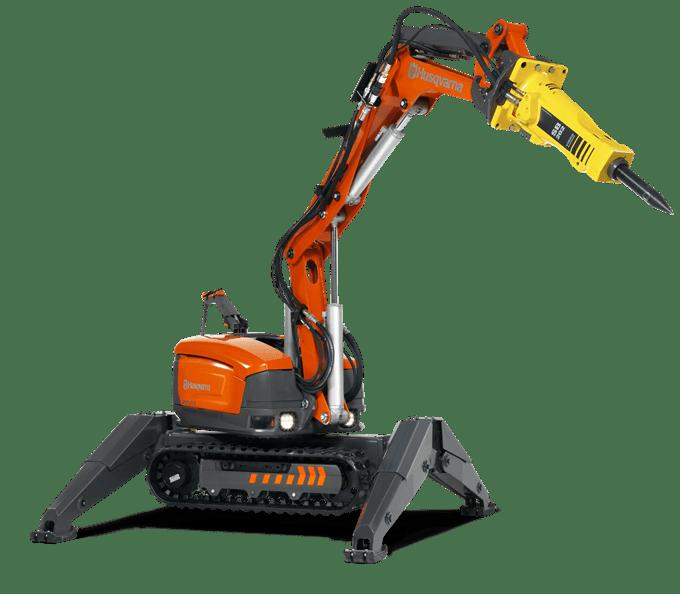Demolition Robot Husqvarna DXR 270