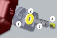 MTG ProMet Locking System