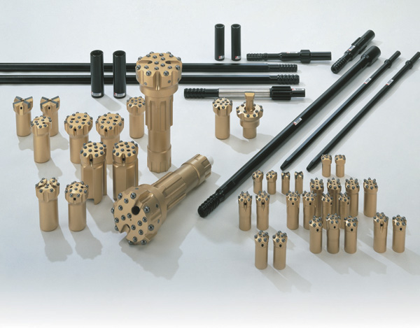 Mitsubishi Drilling Rock Tools
