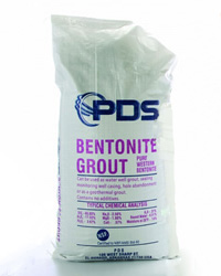 PDSCo Bentonite Grout