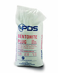 PDSCo Bentonite Plug