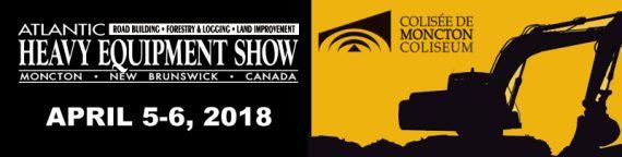 Atlantic Heavy Equipment Show @ Moncton Coliseum | Moncton | New Brunswick | Canada