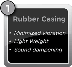 Rubber Casing