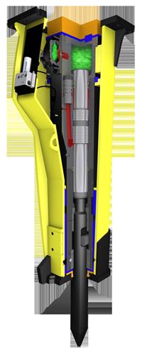Soosan SQ180 cutaway