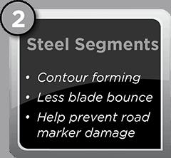 Steel Segments