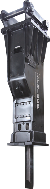 Toku Striker Hydraulic Breaker