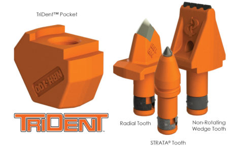 Pengo Trident SR122
