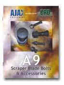 A9 Scraper Blade Bolts