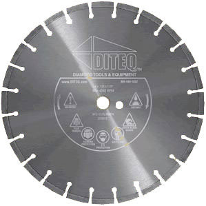 Diteq Diamond Blades L Concrete Saw Blade L Creighton Rock