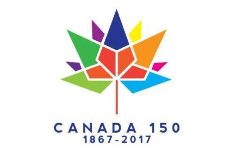 CANADA 150 ANNIVERSARY Logo