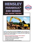 Hensley parabolic brand 3