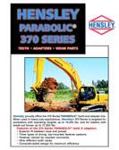 Hensley parabolic brand 4
