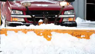 Kennametal Snow Plow
