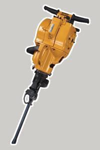 Pionjar gas tool breaker