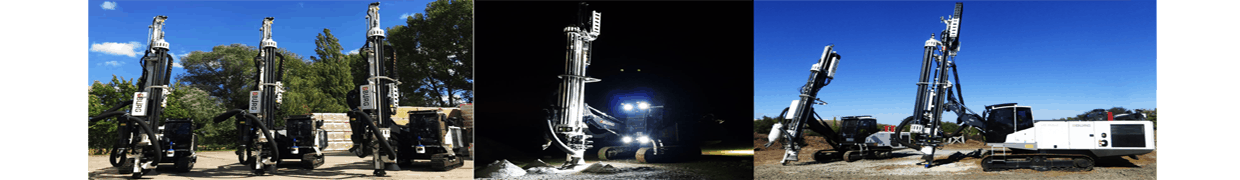 Drill Rigs Banner
