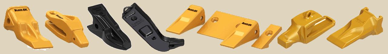banner of Black Cat teeth Ground Engaging Tools