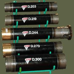 drill casings