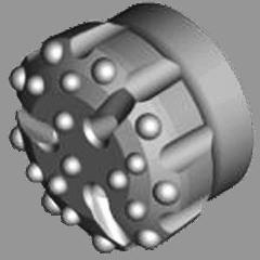 Mincon Convex Bit