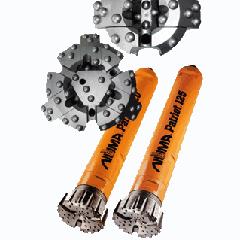 Numa conventional hammers