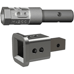 auger adapters