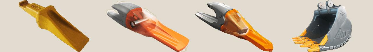 Banner of Combi teeth & adapters
